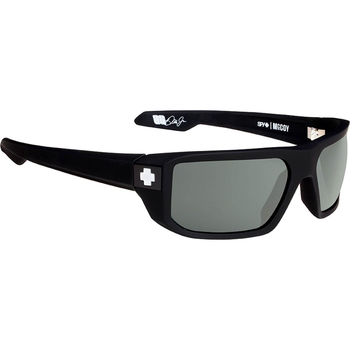 8e3a0cbe7f Spy Optic Mccoy Plastic Rectangle Happy Lens Sunglasses 673012973863 ...