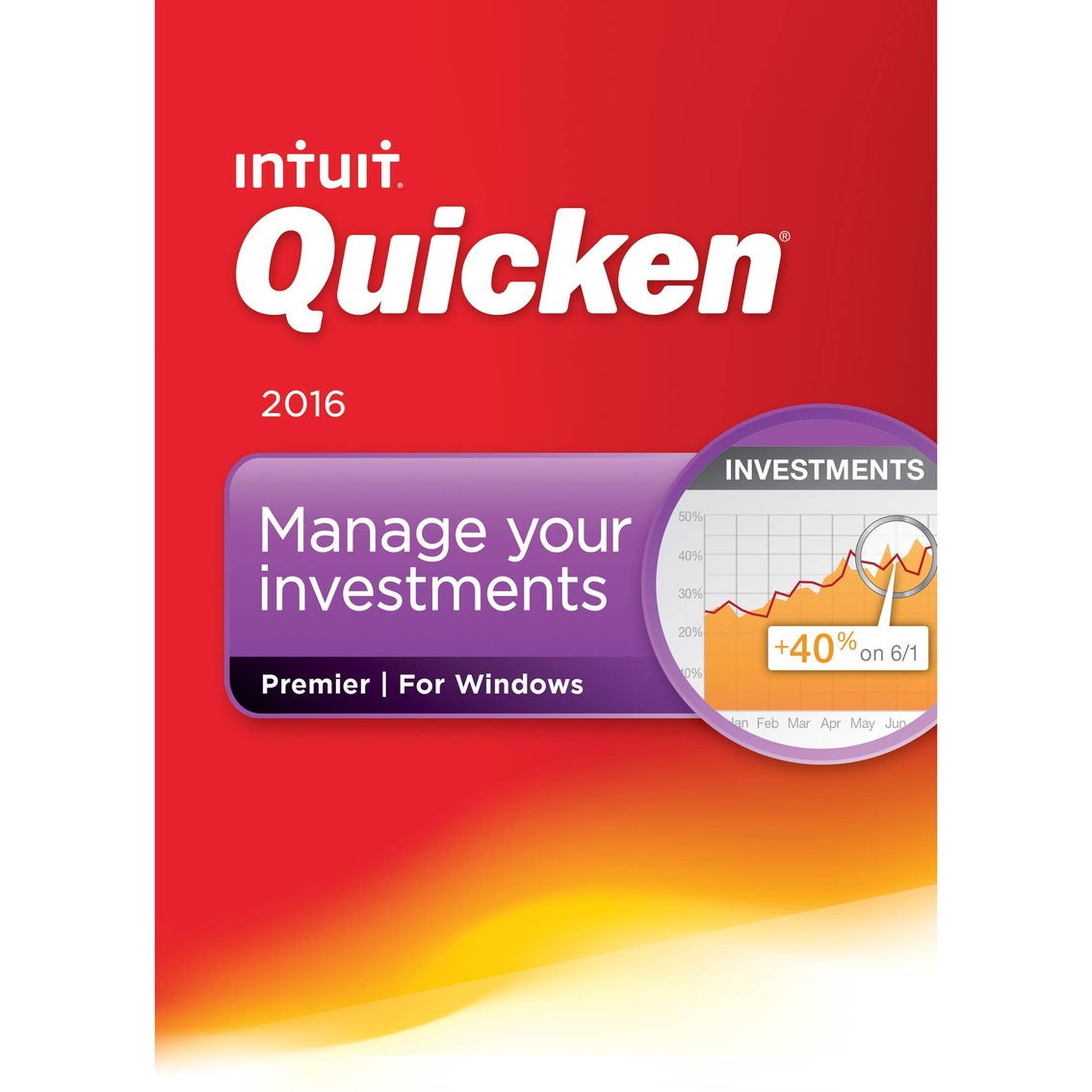 Intuit Quicken Premier 2016 | Financial Software | Electronics