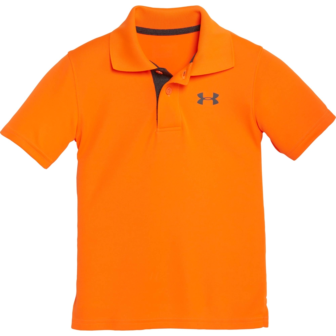 Under armour toddler boys polo shirt toddler boys 2t 4t for Toddler boys polo shirts
