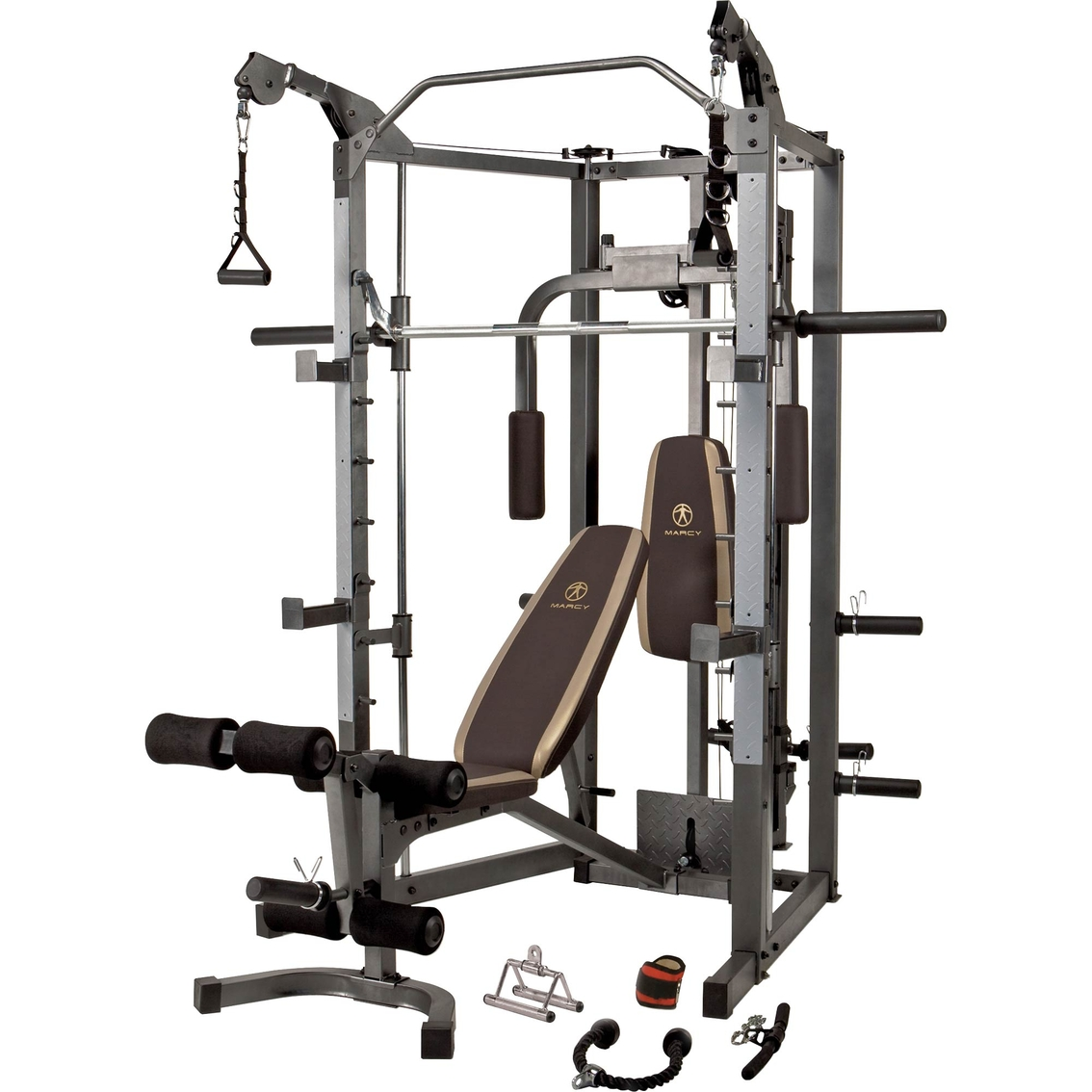 Whole Body Workout Machine