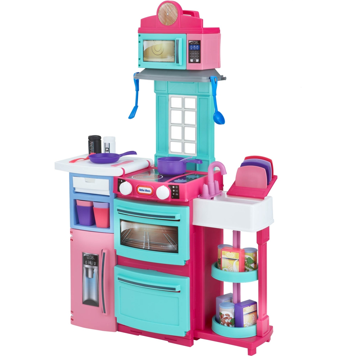 Little Tikes Cook \'n Store Kitchen | Specialty Pretend Play ...
