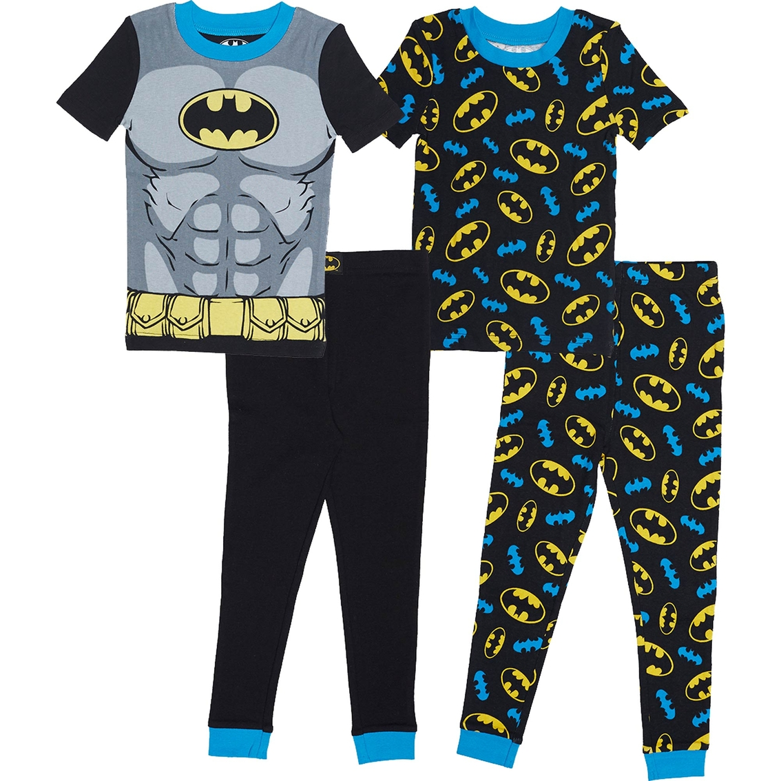 Batman Pajamas. Showing 48 of results that match your query. Search Product Result. Product - Boy's Batman 2 Piece Pajama Sleep Set (Big Boys & Little Boys) DC Comics Batman