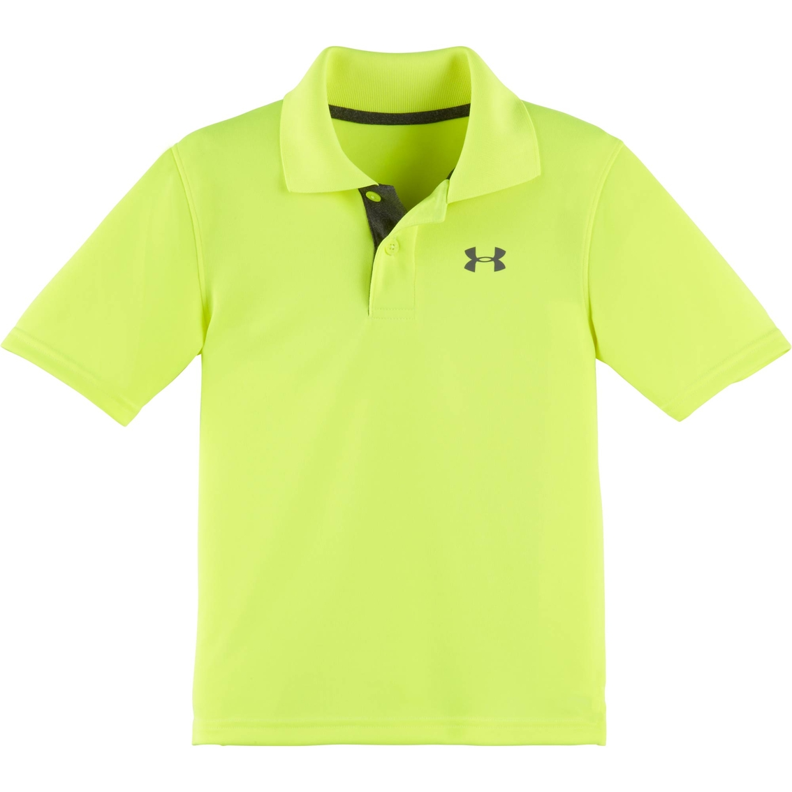 Under armour toddler boys match play polo shirt toddler for Toddler boys polo shirts