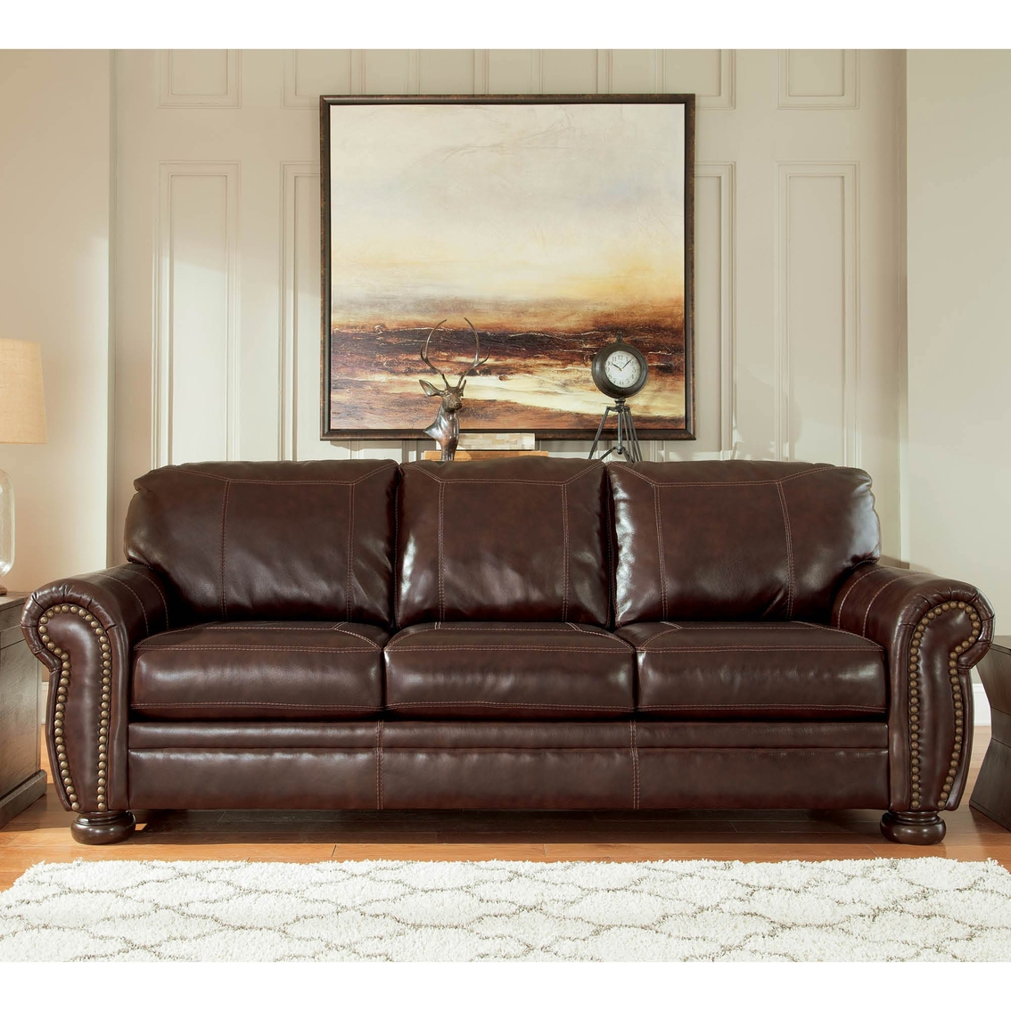 Signature Design By Ashley Banner Sofa Sofas Amp Couches