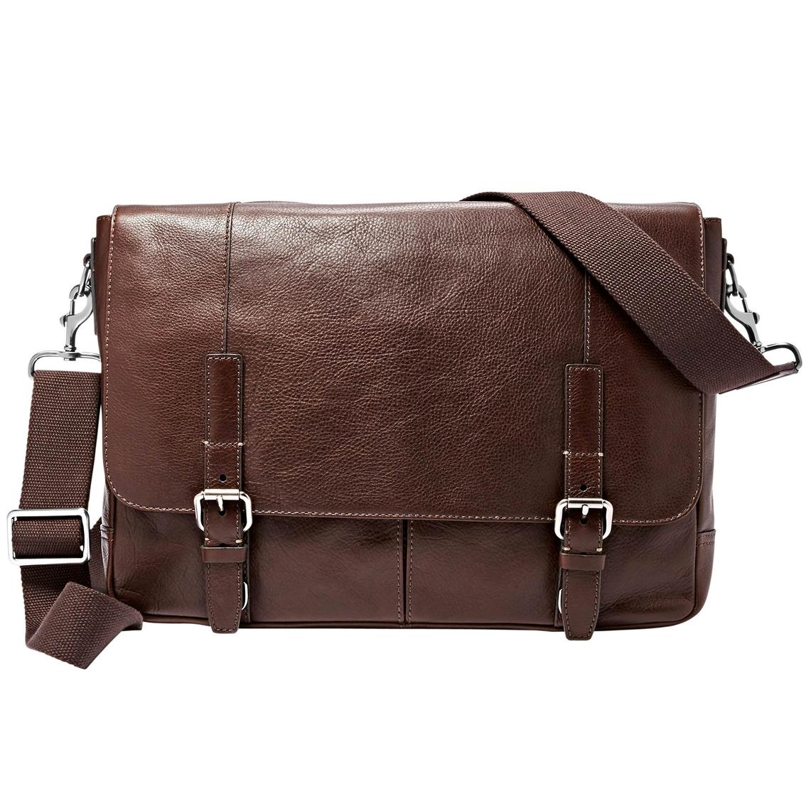 Fossil Graham East West Messenger Bag | Business Cases | More | Shop The Exchange