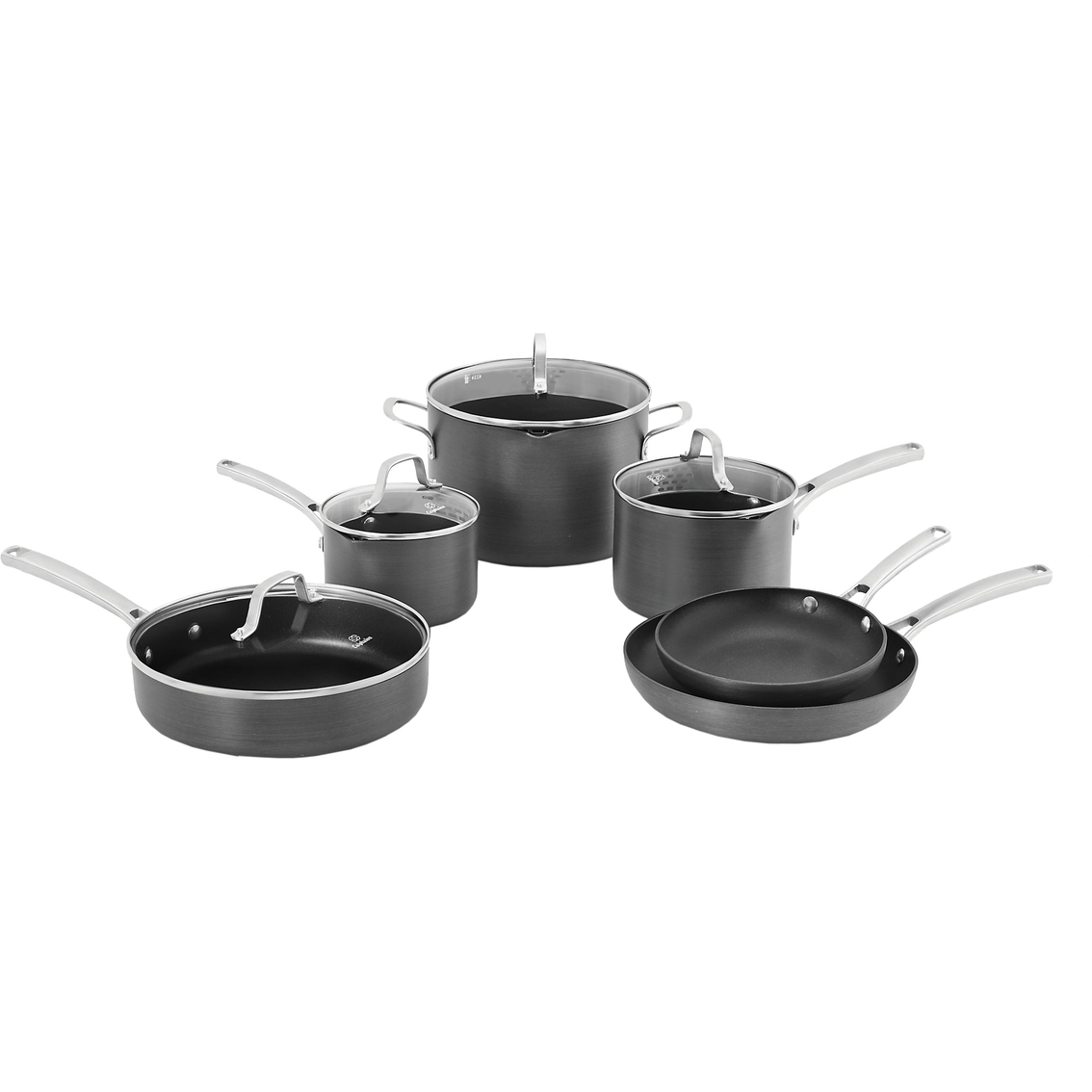 Calphalon Classic Nonstick 10 Pc Set Non Stick Home