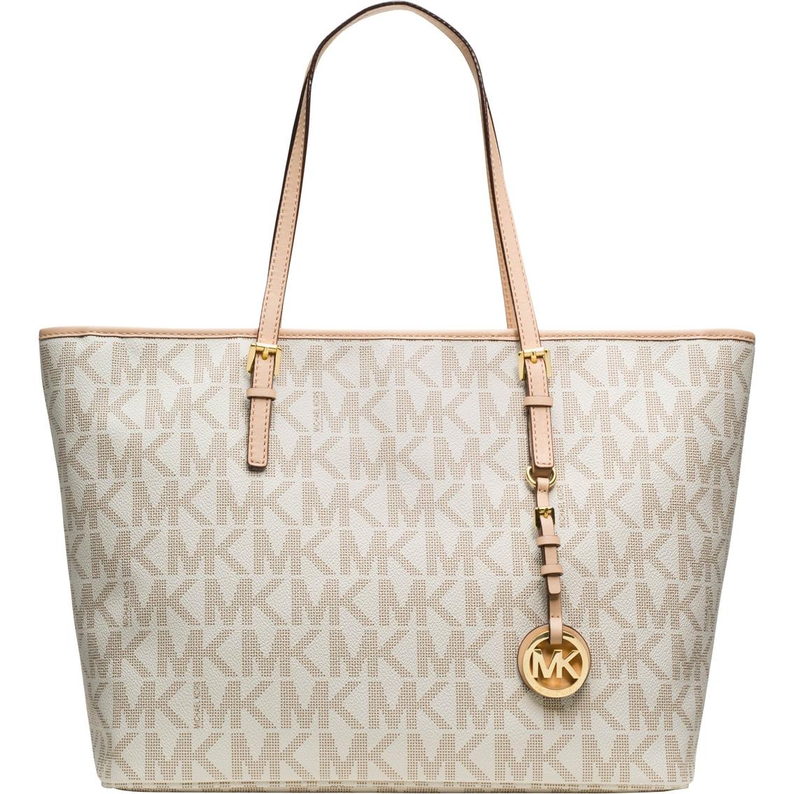 c7ea90a514fd Michael Kors Jet Set Travel Tote | Handbags | Shop The Exchange