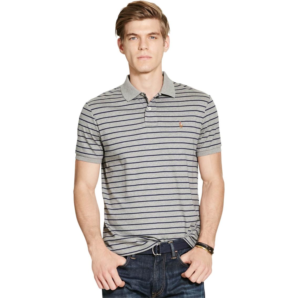 252cc626 Polo Ralph Lauren Striped Pima Soft Touch Shirt | Polo Ralph Lauren ...