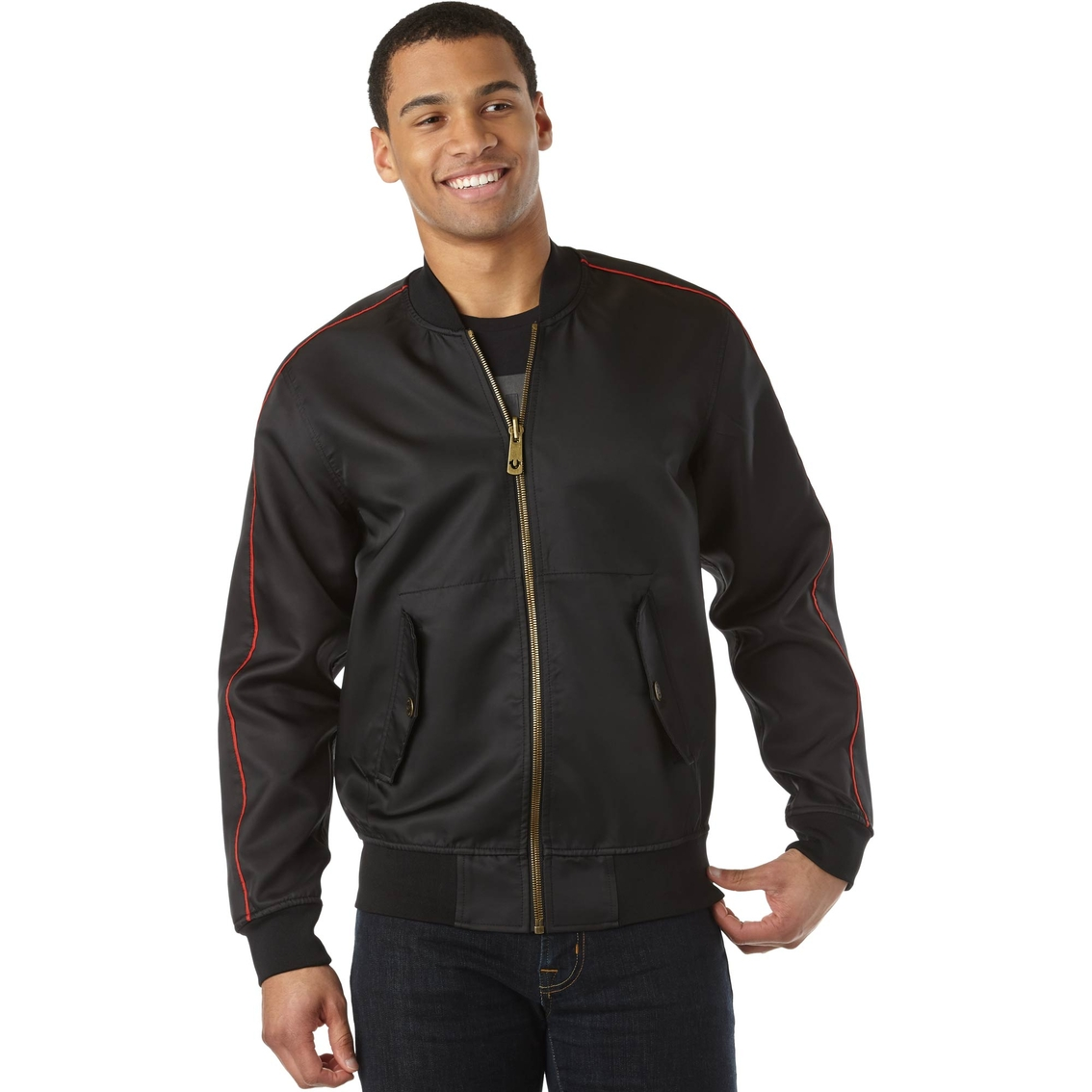 True Religion Reversible Bomber Jacket | Jackets | Apparel | Shop ...