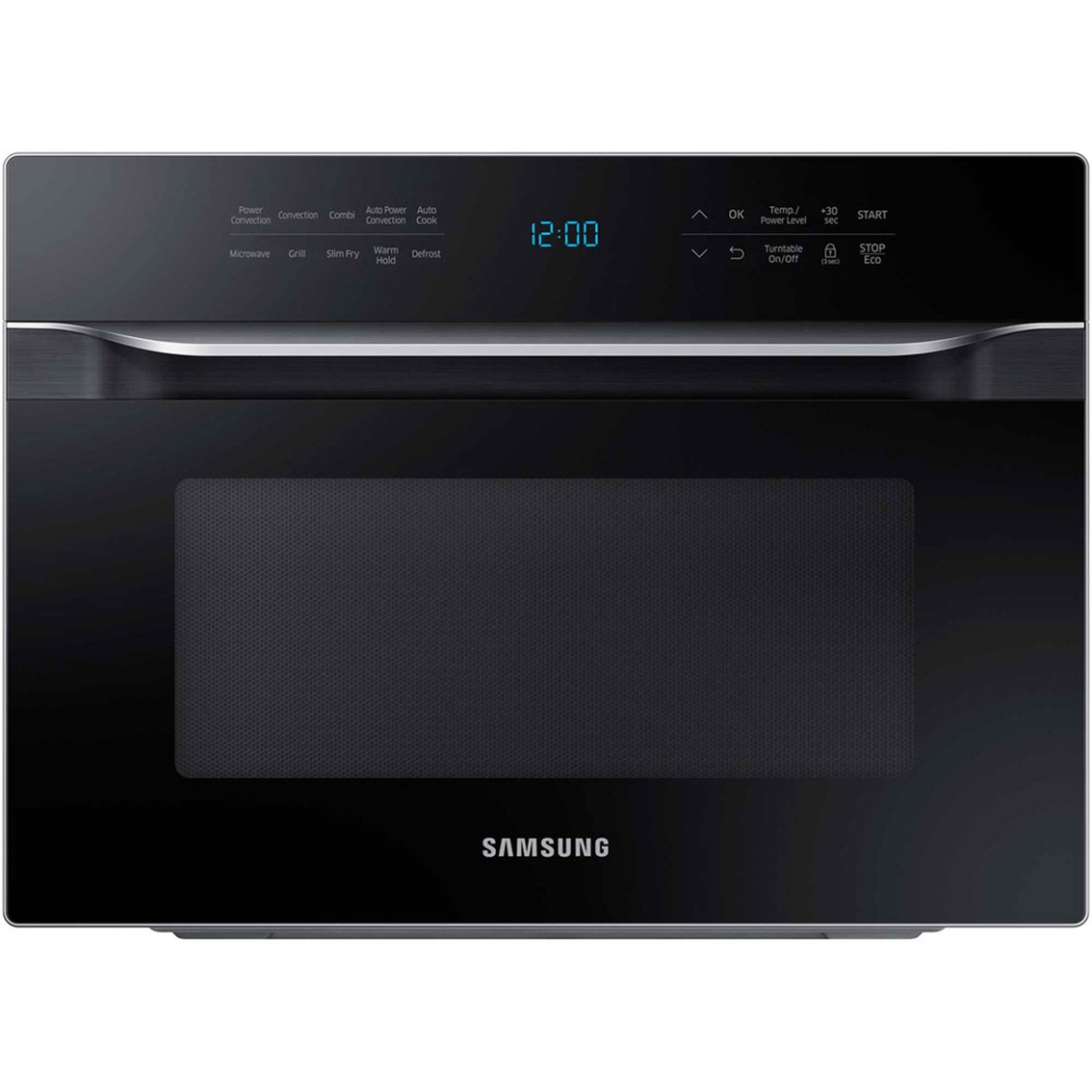 Samsung 1.2 Cu. Ft. Countertop Convection Microwave Countertop ...