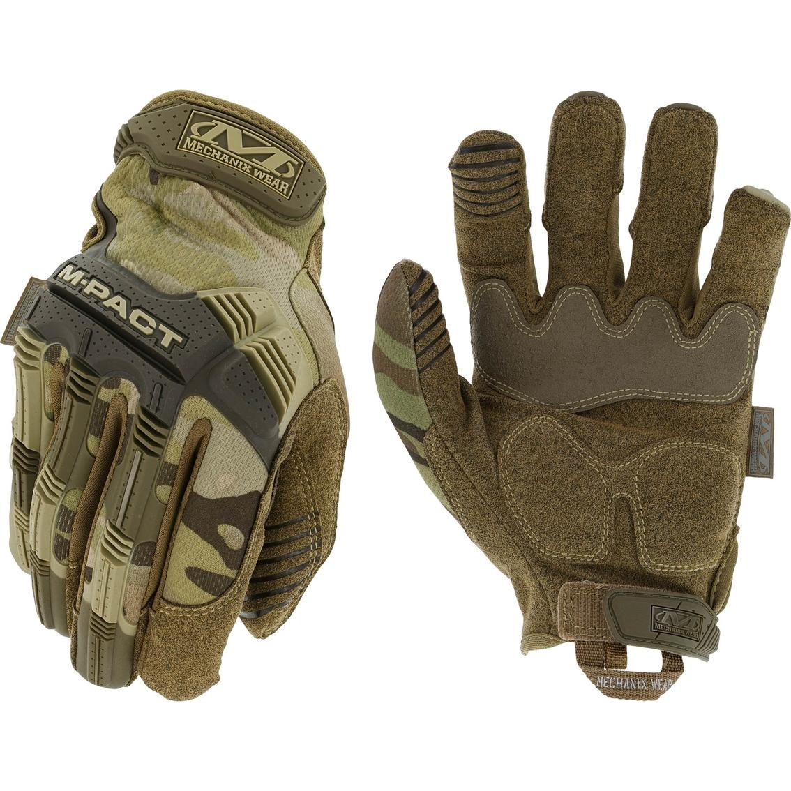 Mechanix Wear M-pact Multicam Impact Tactical Gloves | Gloves ...