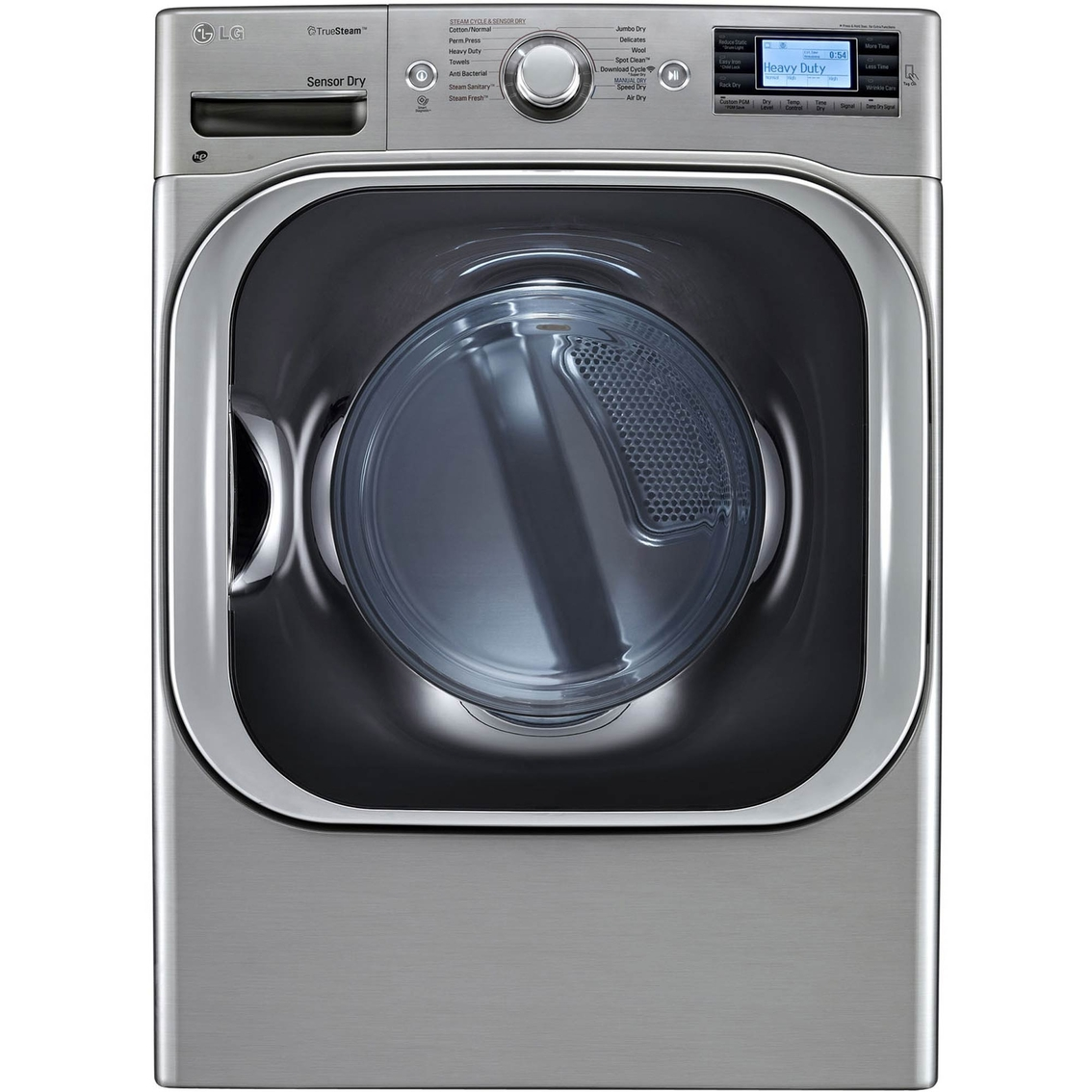Large Lg Dryer ~ Lg cu ft electric ultra large capacity dryer