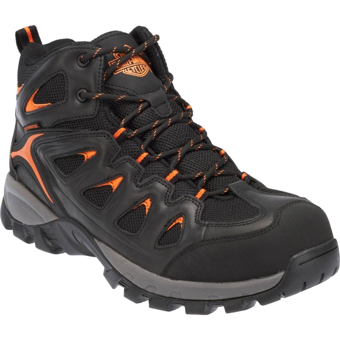 36994cfbe92 Harley Davidson Men s Woodridge Hiker Boots