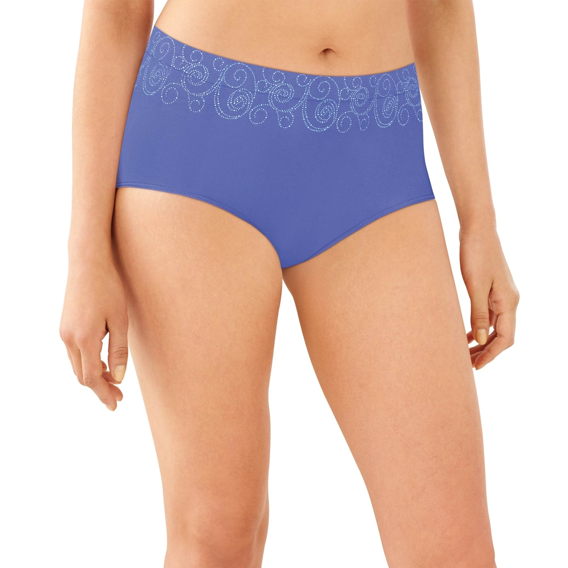 b5ff5667a1a Bali One Smooth U All-over Smoothing Brief Panty