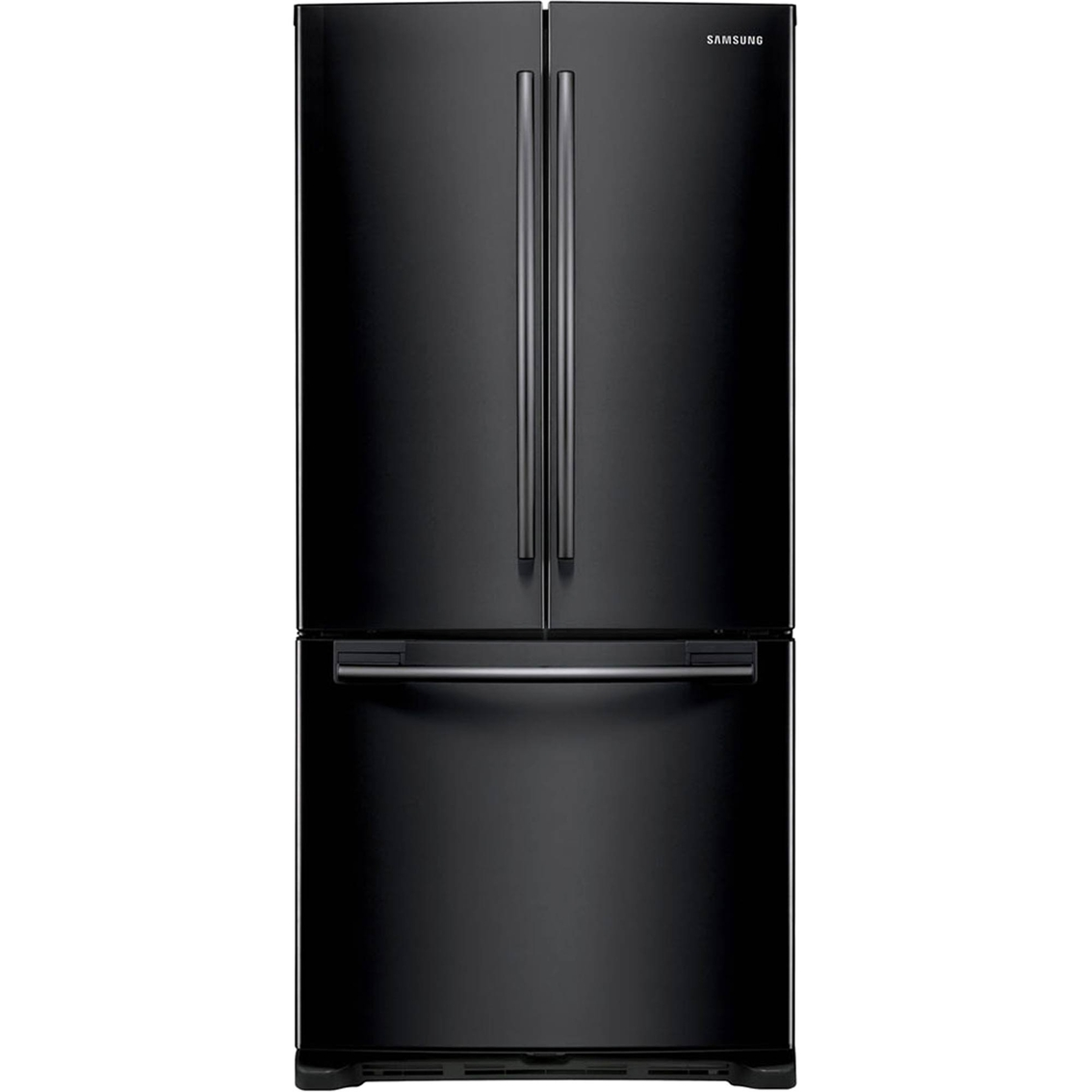 Samsung 33 In Wide 20 Cu Ft French Door Refrigerator