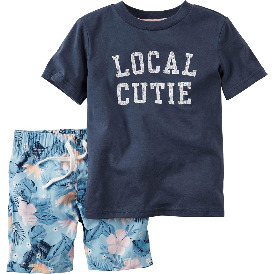 Polo Baby Clothes Boy Toffee Art