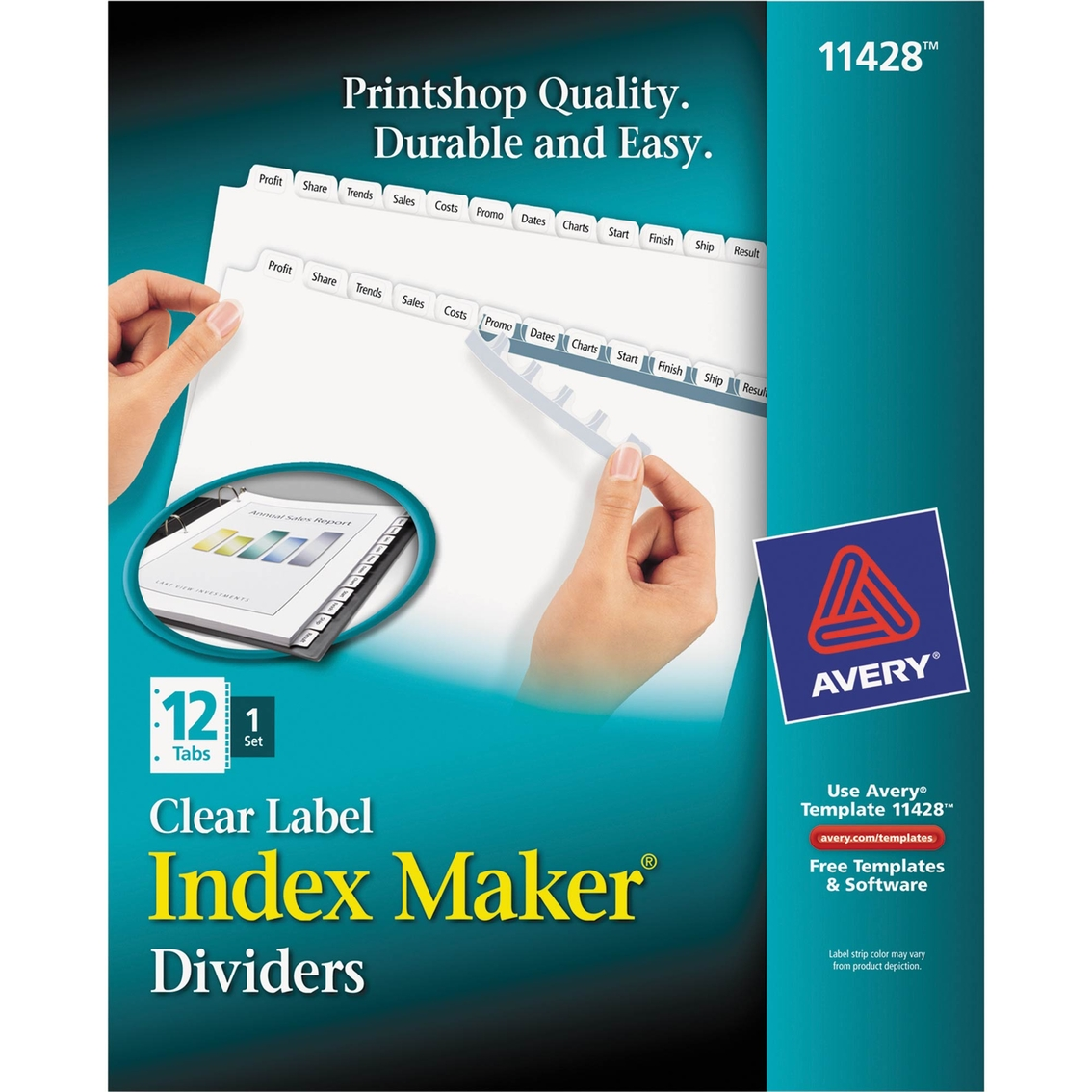 avery index maker print apply clear label letter size With label maker large letters
