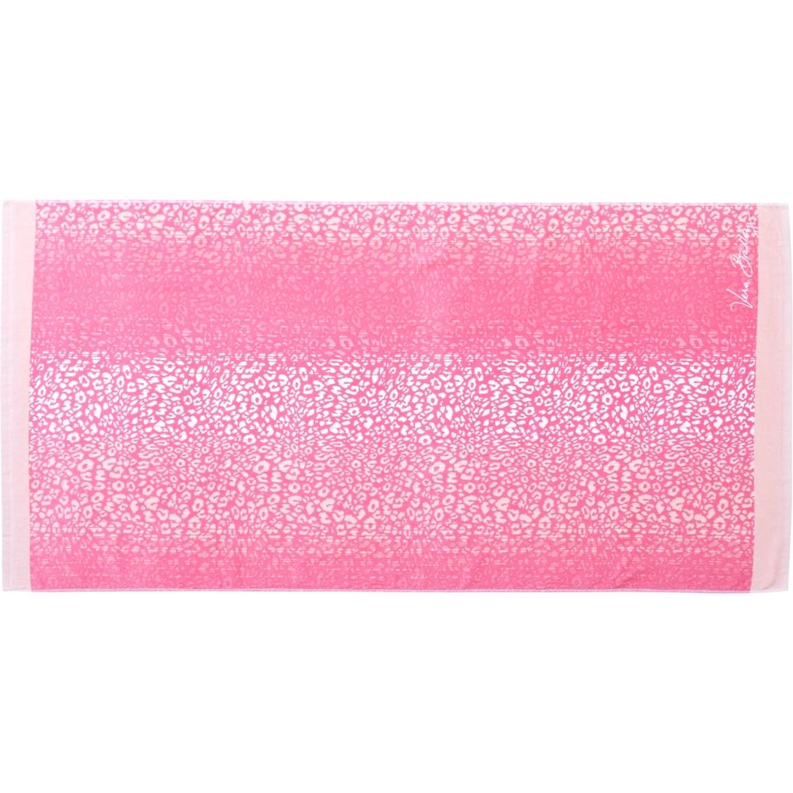 Vera Bradley Whale Beach Towel: Vera Bradley Beach Towel, Camocat Pink