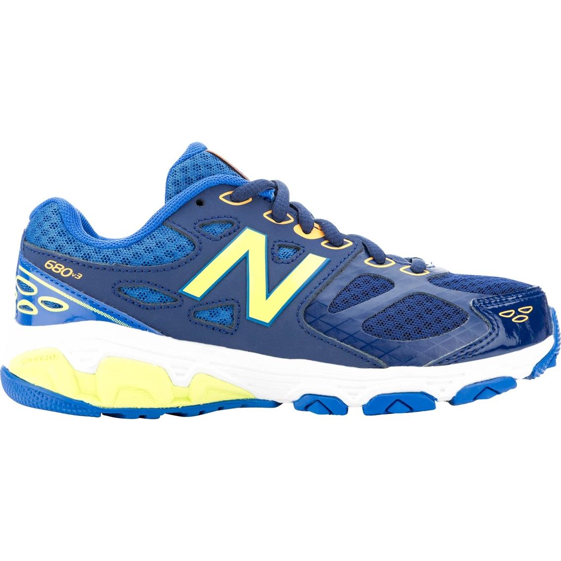 Couleurs variées 6a491 6abc4 New Balance Boys Kr680bty Running Shoes   Children's ...