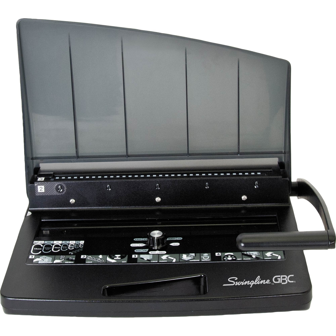 folder binding machine
