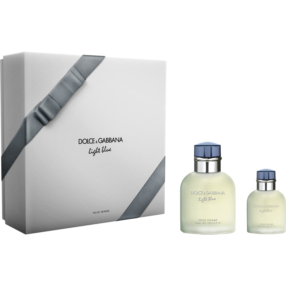 Dolce & Gabbana Light Blue Pour Homme Fragrance 2 Pc. Set
