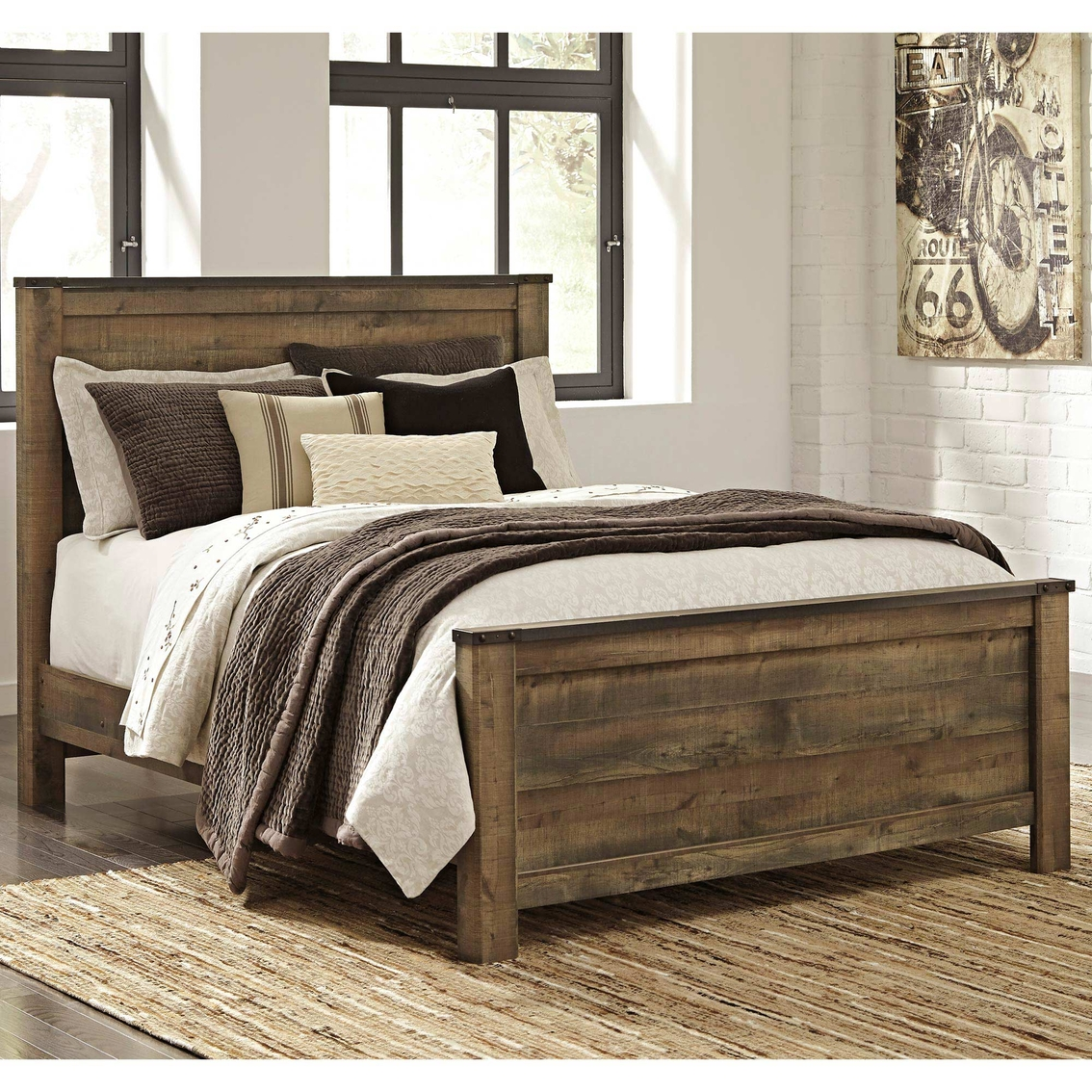 Ashley Trinell Queen Panel Bed Beds Home Amp Appliances Shop The Exchange