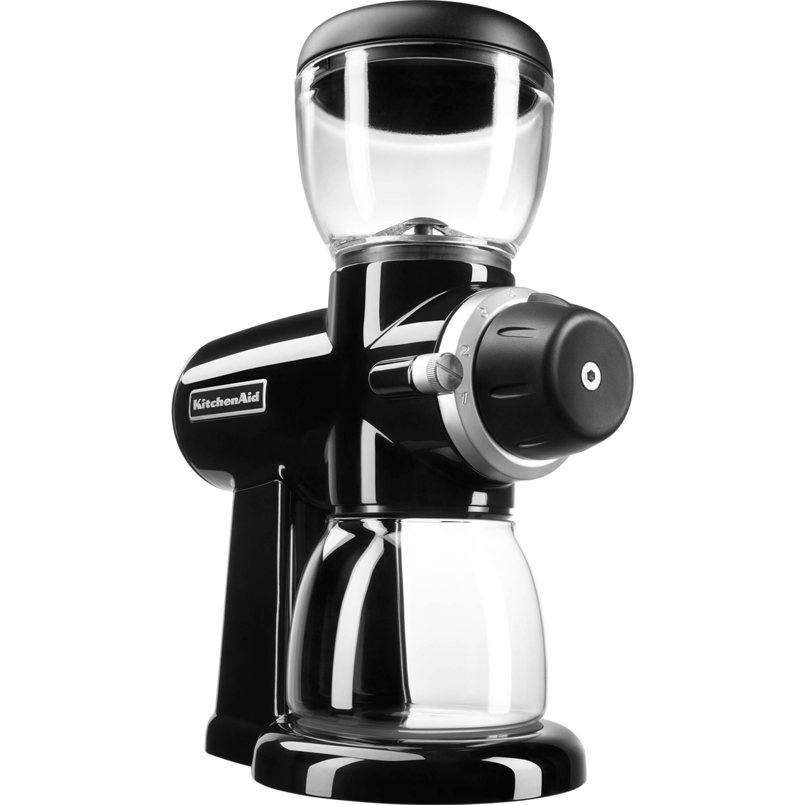 Kitchenaid Coffee Grinder ~ Kitchenaid kcg ob burr grinder coffee grinders home