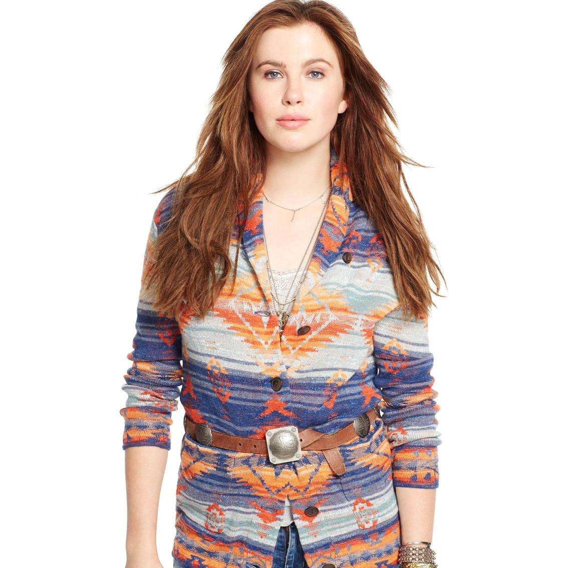 llegar Colaborar con equilibrio  Denim & Supply Ralph Lauren Southwestern Shawl Cardigan   Women   Shop The  Exchange