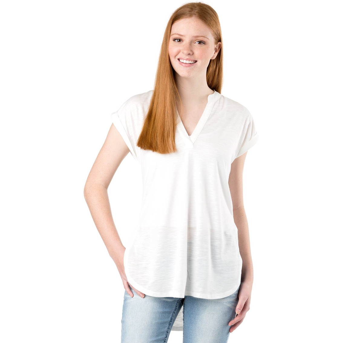 White Tunics for Juniors