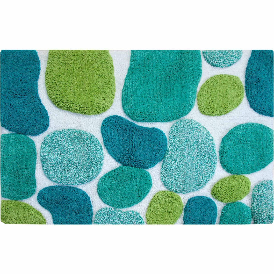 Chesapeake Multicolored Bath Rug