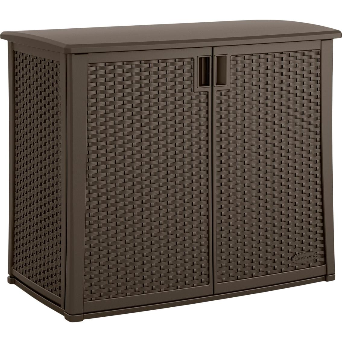 Suncast Resin Outdoor Patio Cabinet