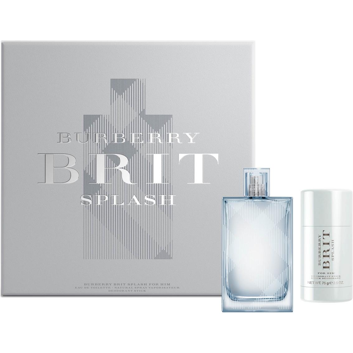 Burberry Brit Splash For Men 2 Pc Gift Set Gifts Sets Him Weekend