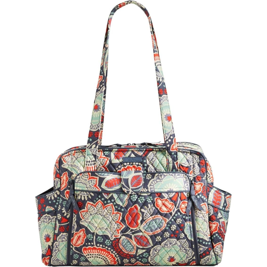 Vera Bradley Stroll Around Baby Bag, Nomadic Floral