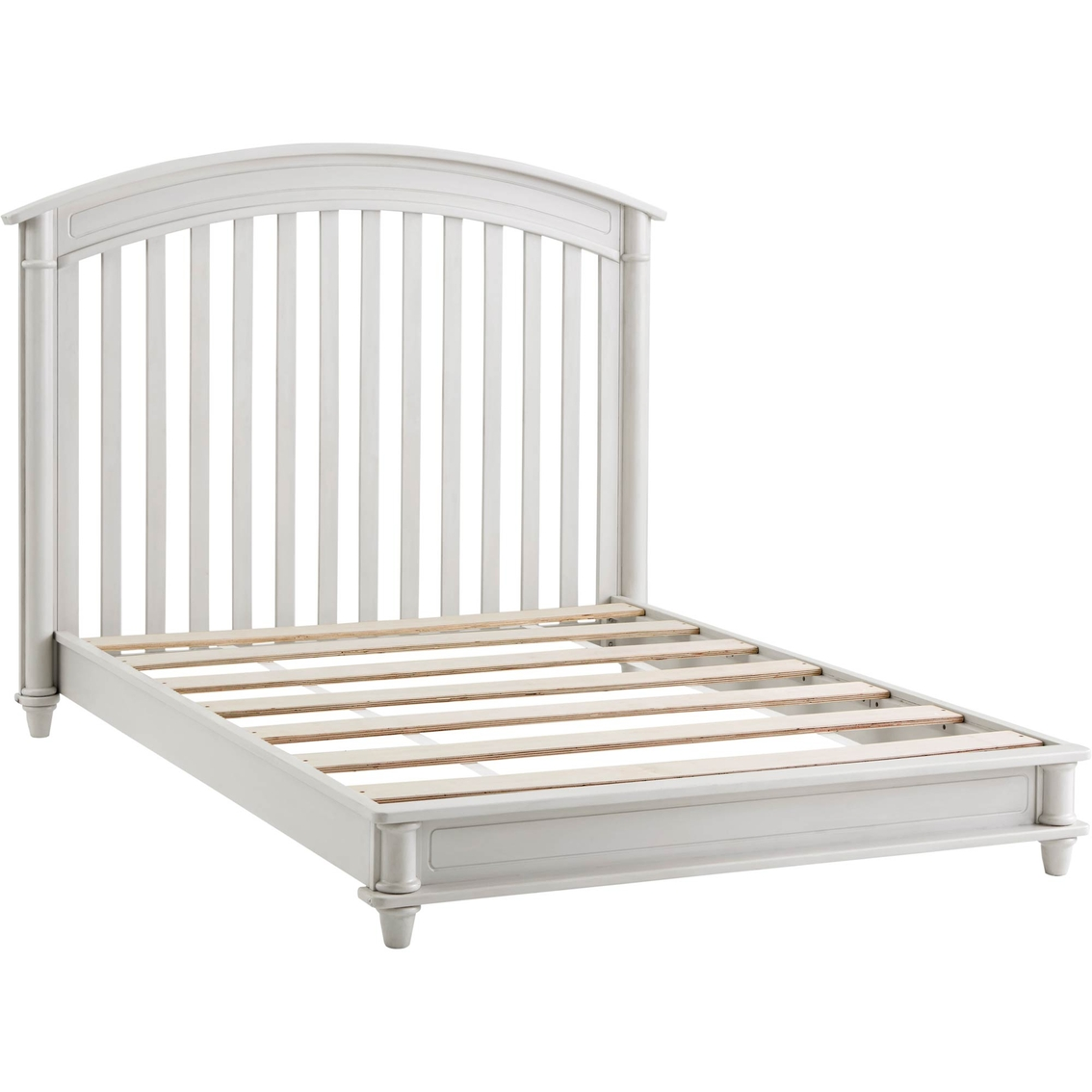 Mira studios sienna convertible crib full size bed rail for Cradle bed for adults