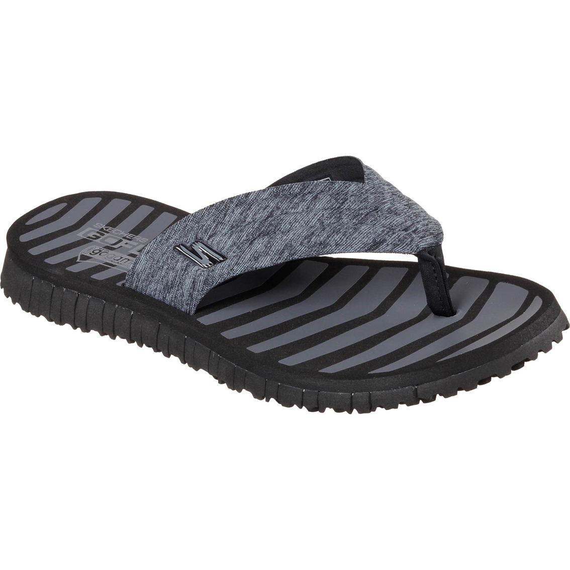 64adf8fae3e7 Skechers Women s Go Flex Vitality Sandals