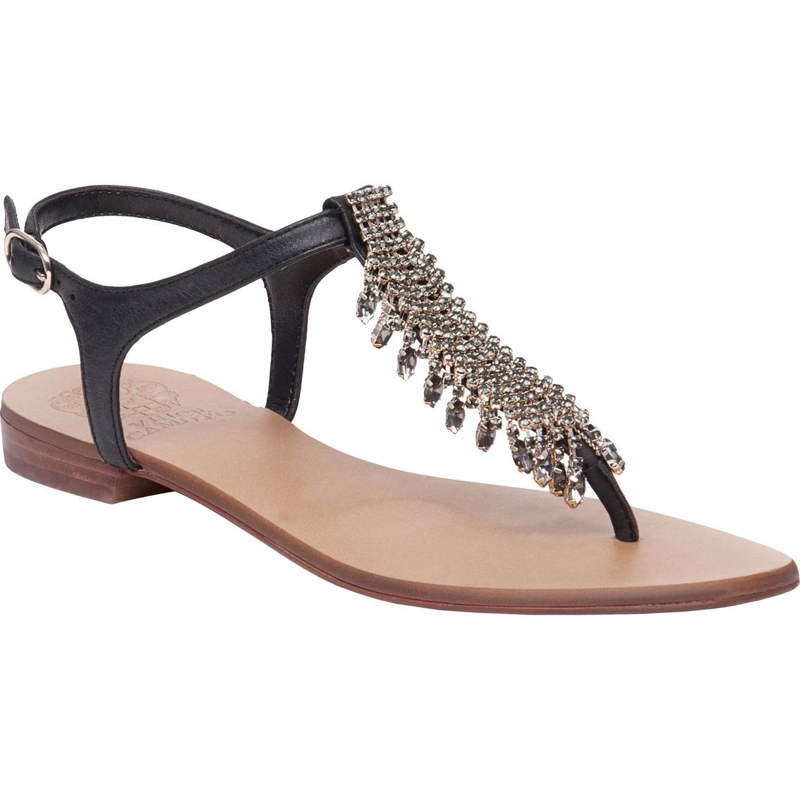 e204b5d10 Vince Camuto Jachai Rhinestone Embellished Thong Sandal