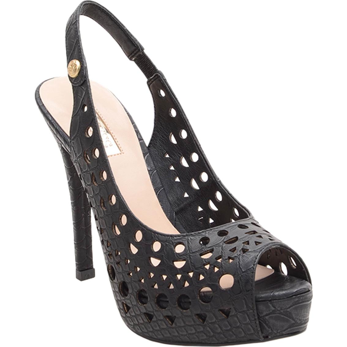 1c7ca42f110 Guess Almirra 2 Sling Platform Sandals