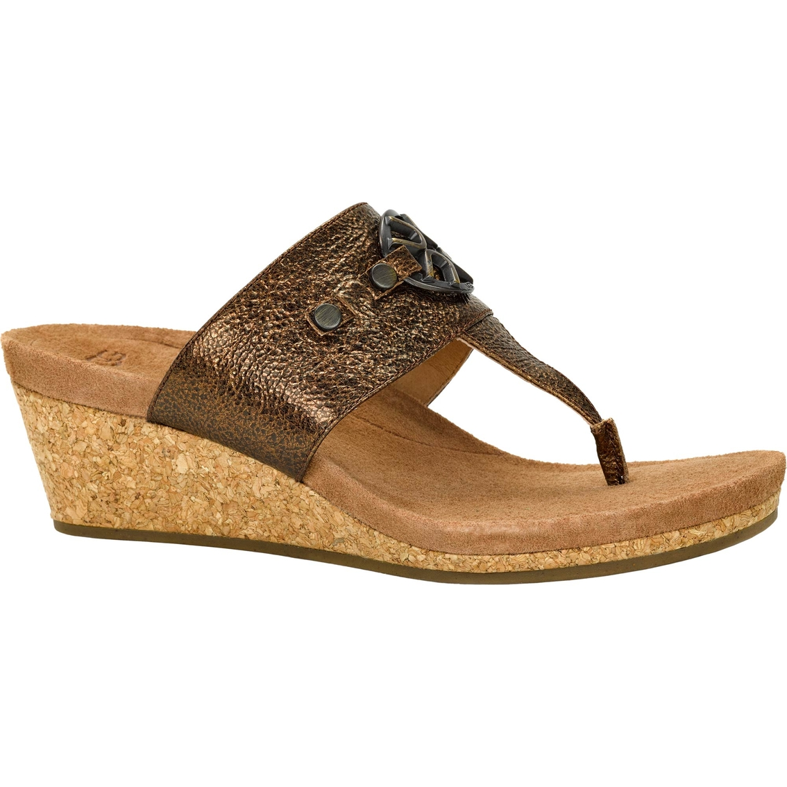 53fb8869736 Ugg Briella Cork Sandals | Wedge | Shoes | Shop The Exchange