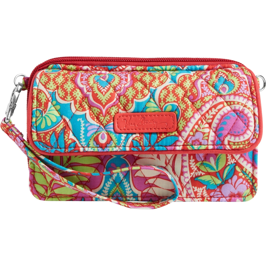 Vera bradley shower curtain - Vera Bradley All In One Crossbody For Iphone 6 Paisley In Paradise
