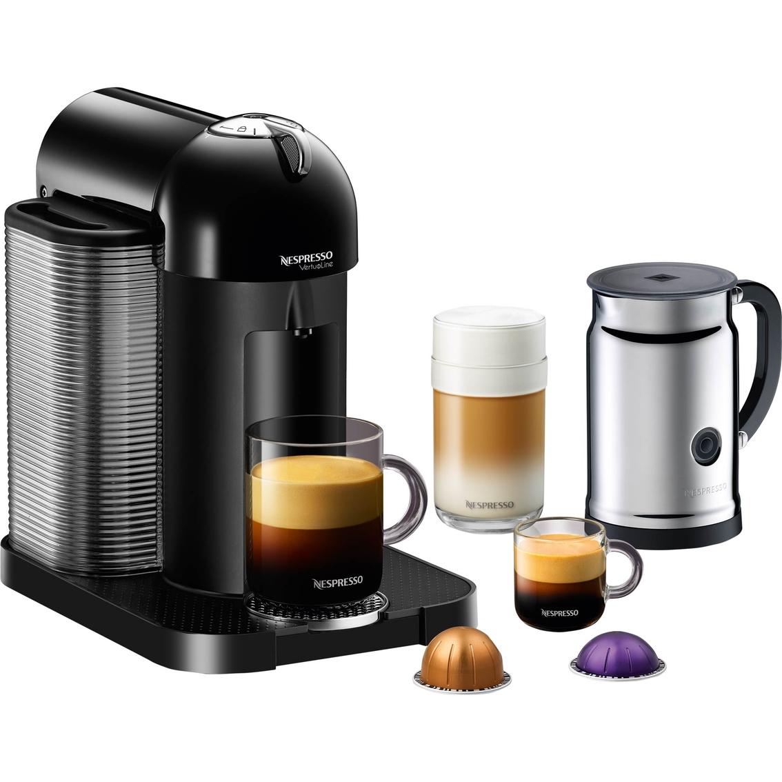 nespresso vertuoline espresso machine
