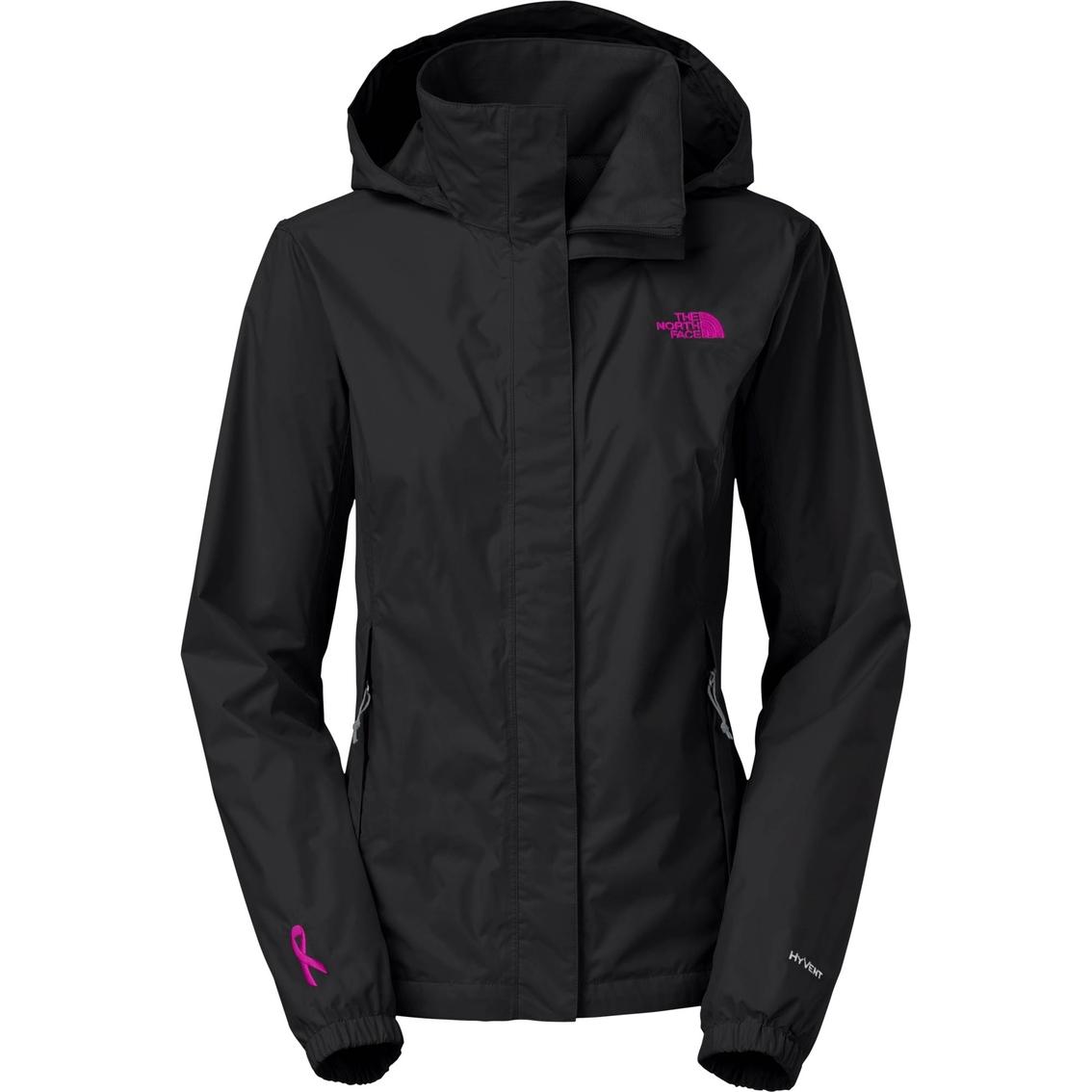 The North Face Pink Ribbon Resolve Jacket