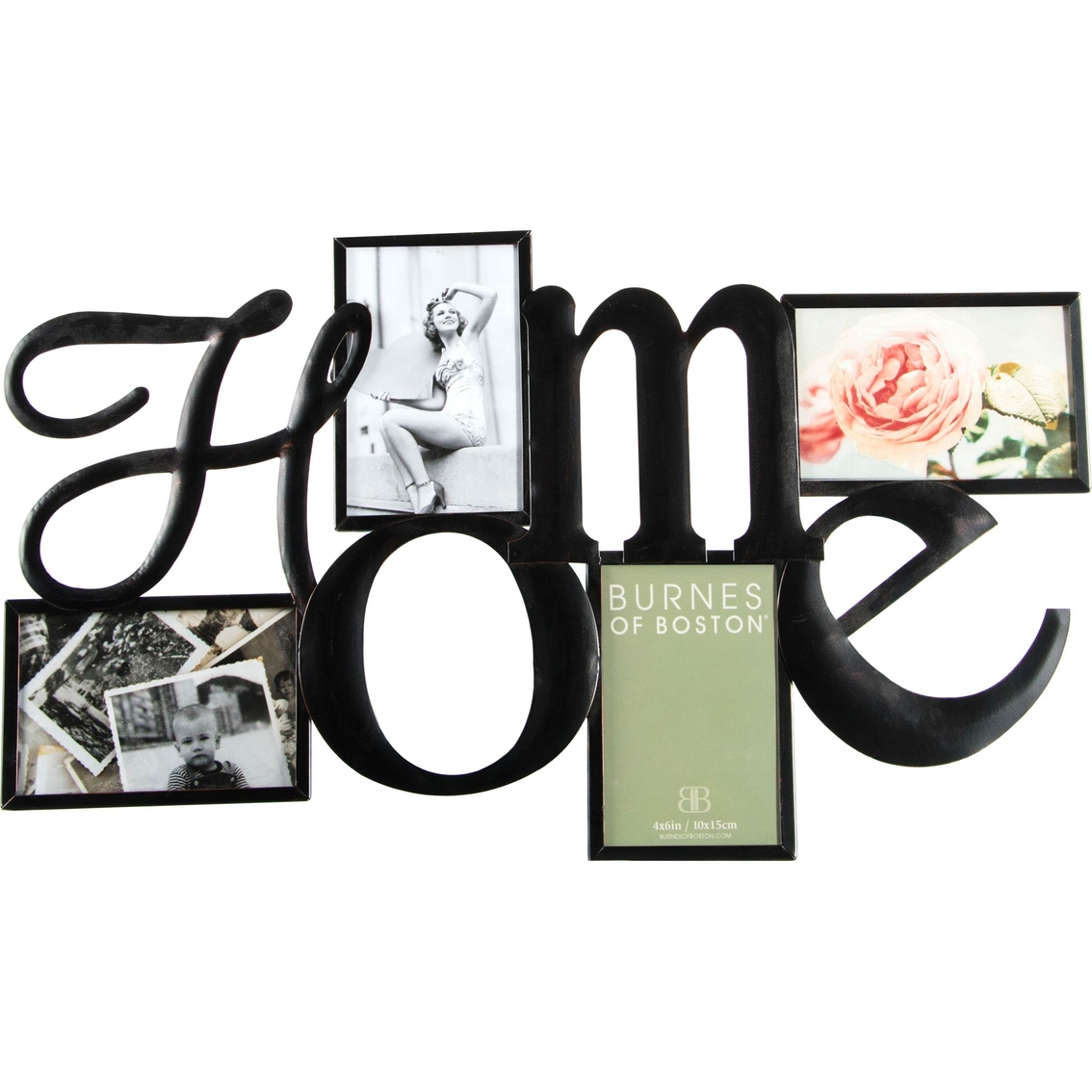 Burnes Of Boston Home 4 Opening Collage Frame Frames Home