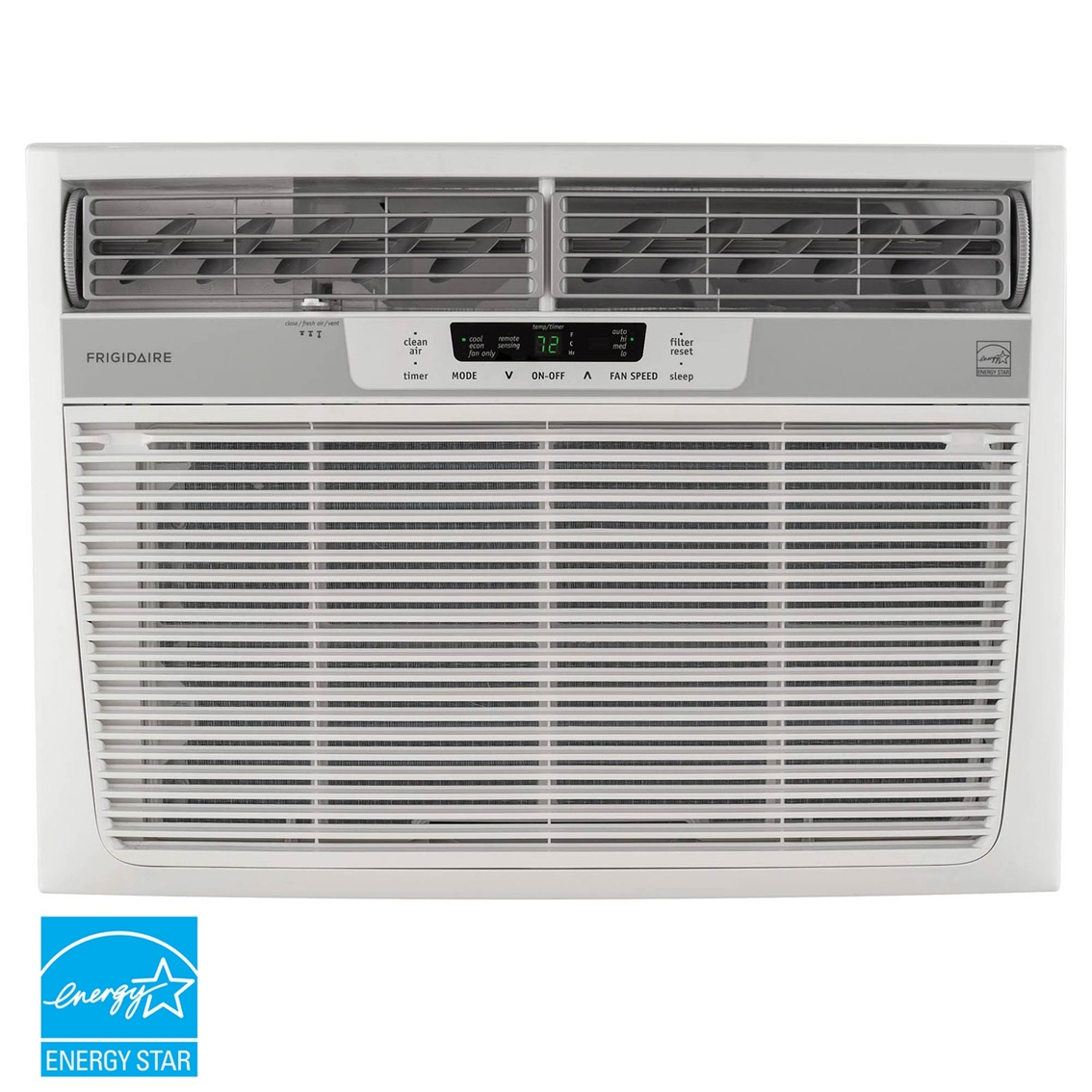 Window Heavy Duty Air Conditioner With Sensing Remote Window Air  #0092CB