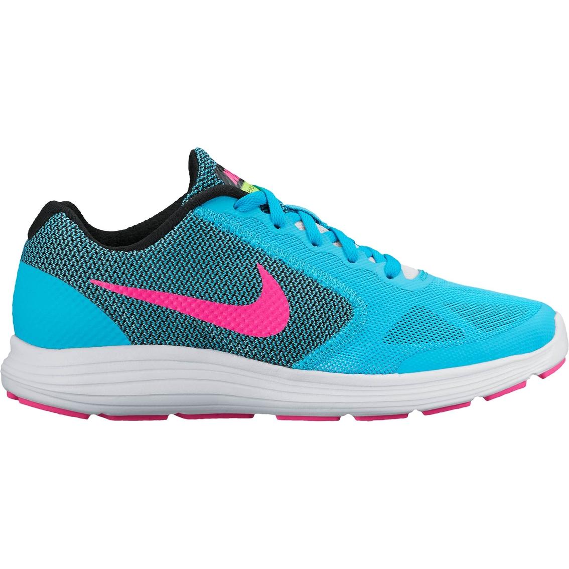 Nike Girls Revolution 3 Gs Running