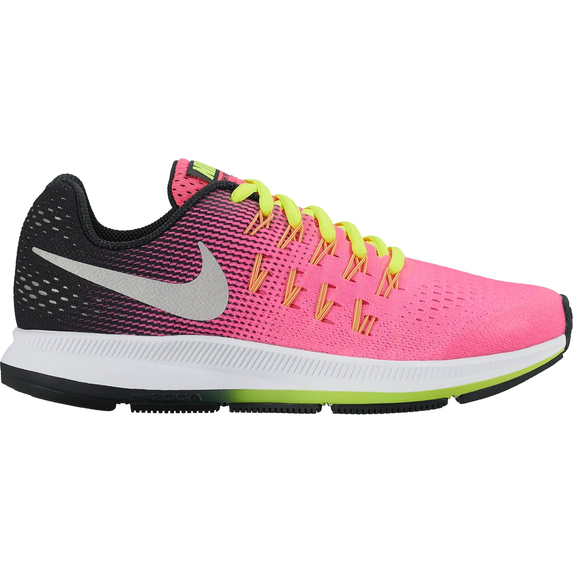 childrens nike air zoom pegasus 31 flash (gs)