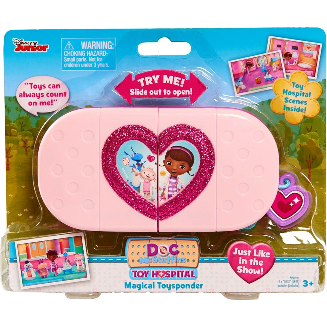 Disney Doc Mcstuffins Toy Hospital Magical | Pretend Play