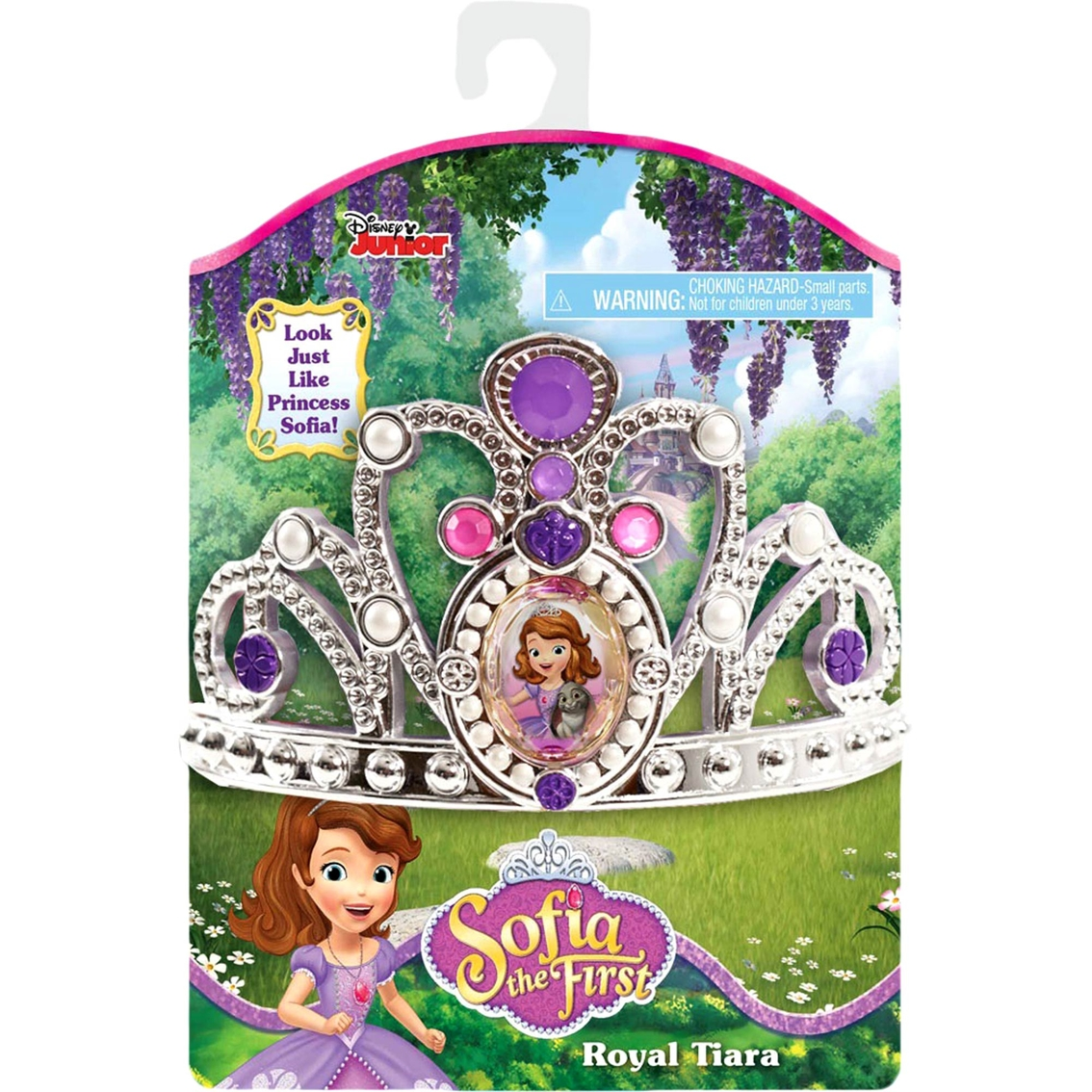 87b0d63dba6b Disney Sofia The First Royal Tiara