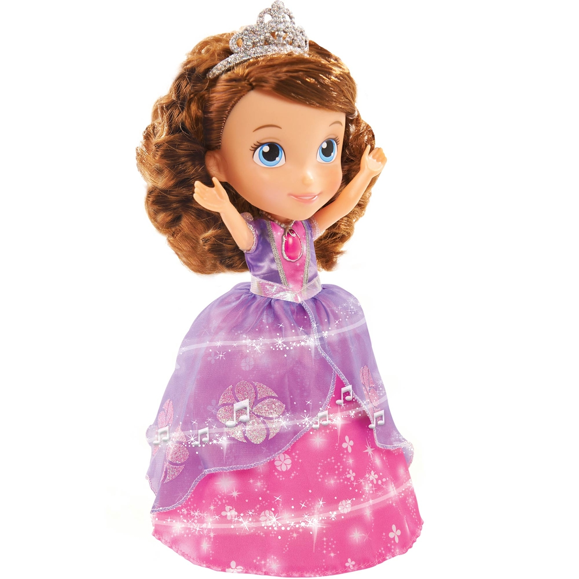 Disney Junior Sofia The First Magic Dancing Princess Sofia Doll