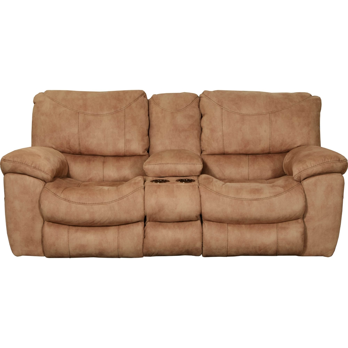 Catnapper Terrance Reclining Console Loveseat Sofas Couches Home Appliances Shop The