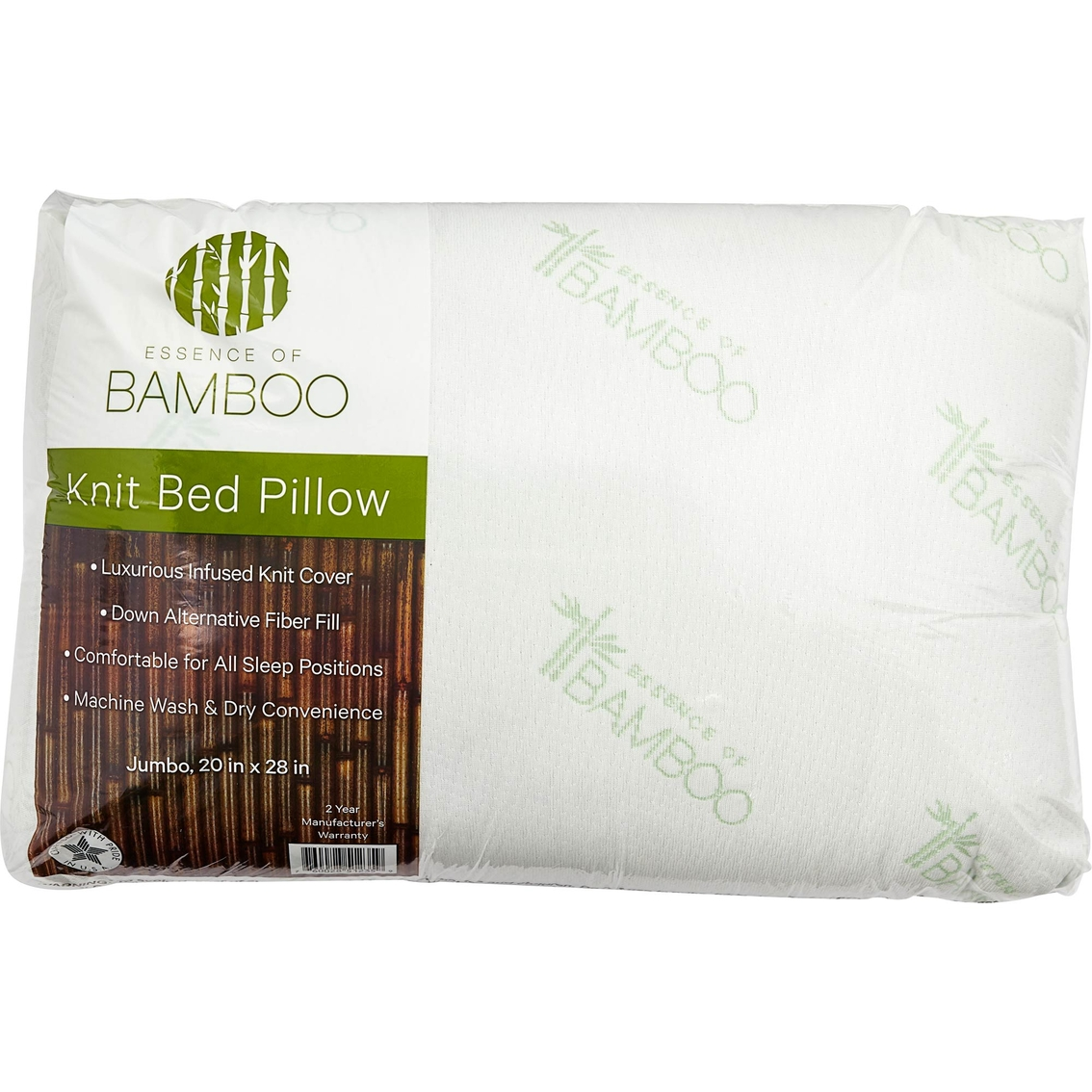 Weatherford Cushion Essence Of Bamboo Pillow Bed Pillows